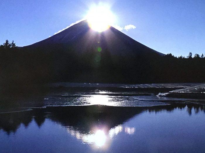 2021年富士山初日の出